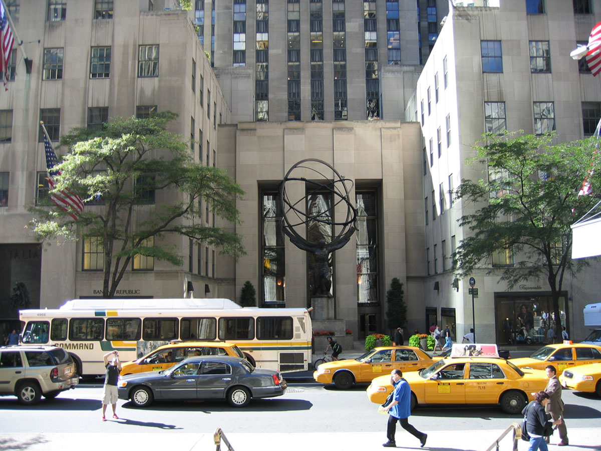 Rockefeller Tower