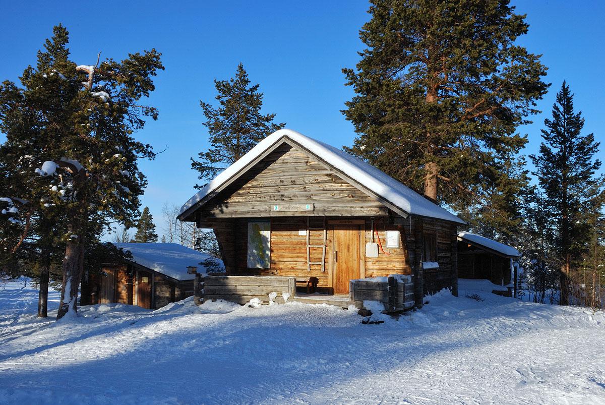 Open Wilderness Hut - Pyhäkero