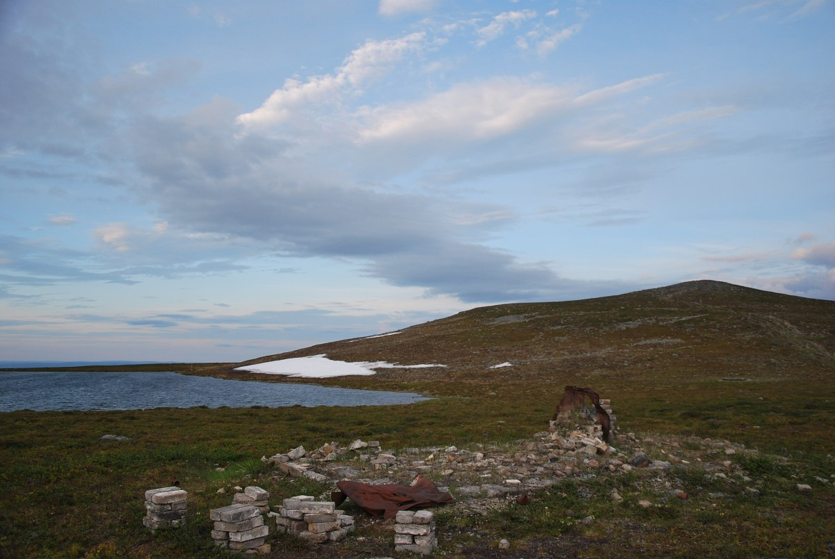 Lake on the Summit of Pyhäkero