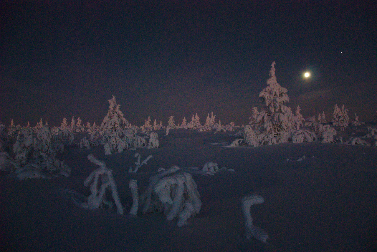 During Polar Night to Hannukuru