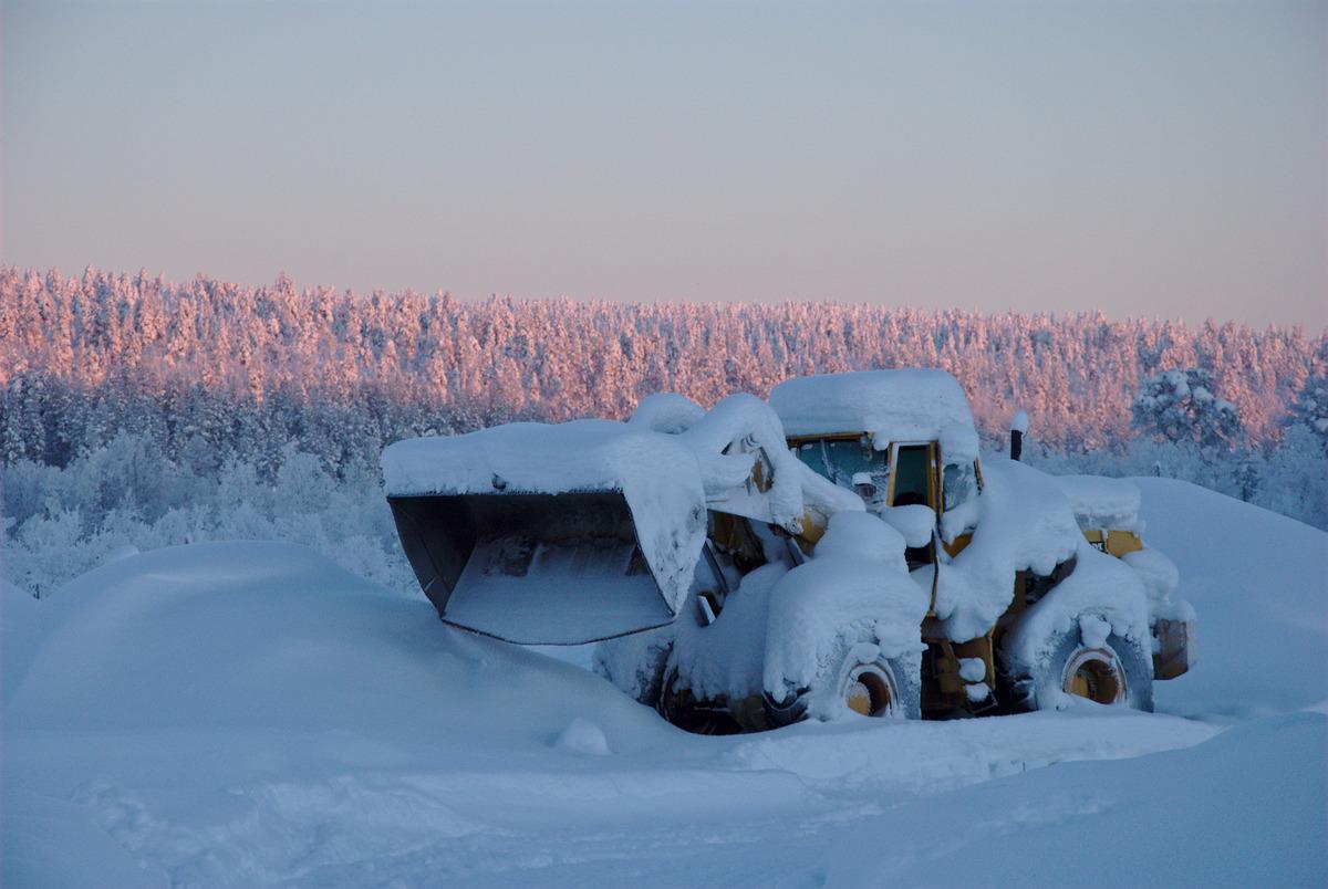 Close to Pahtajärvi