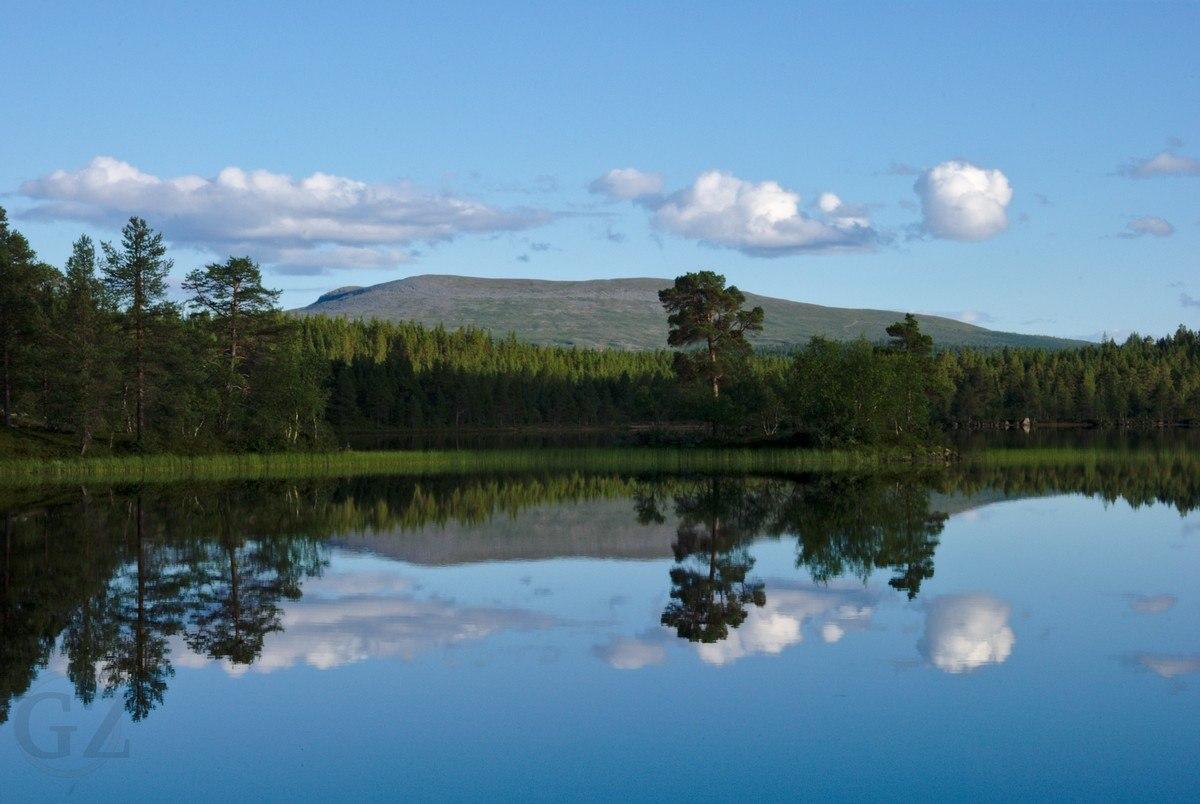 Pyhäkero and Ounasjärvi