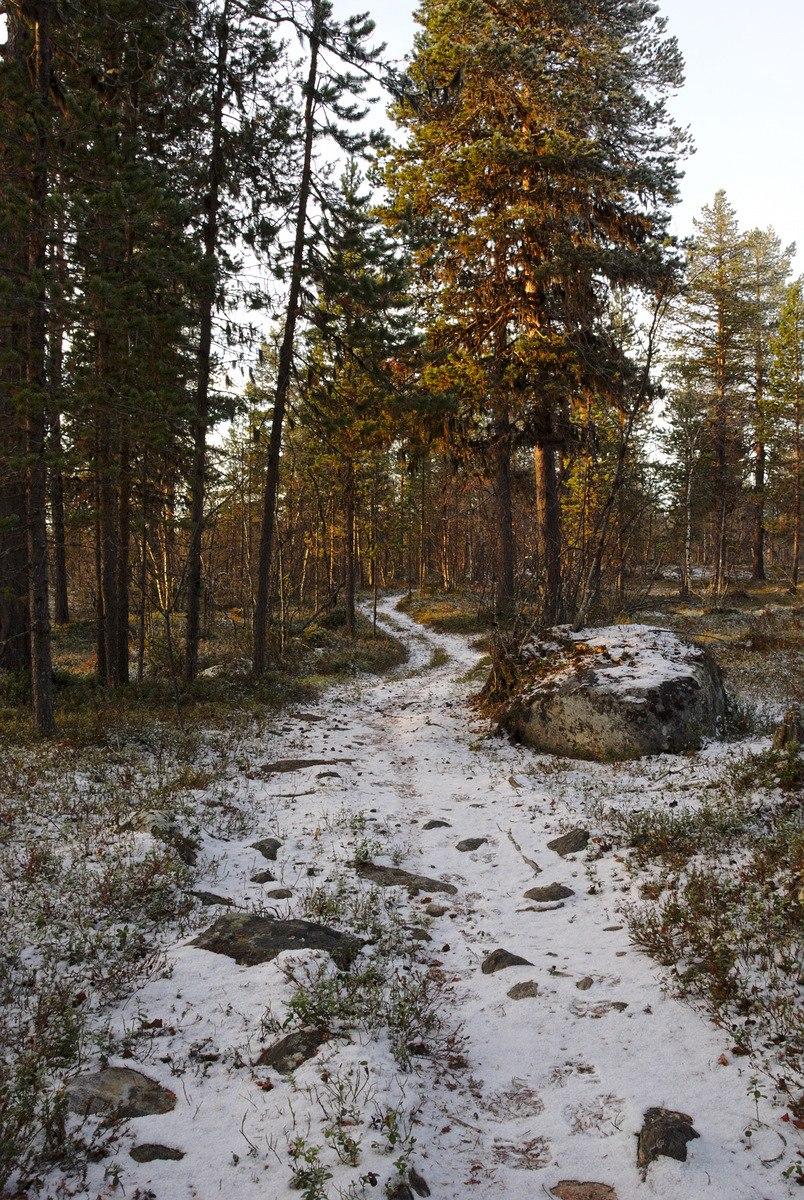 Pahtajärvi Trail
