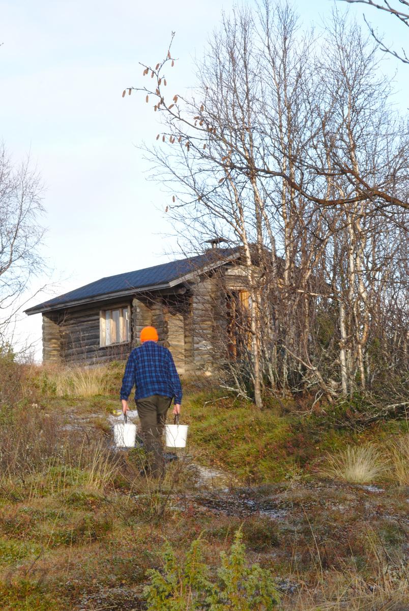 Naltijärvi autiotupa