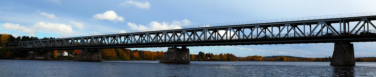 Bridge, Rovaniemi