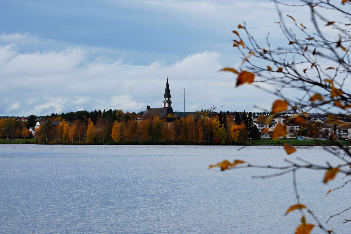 Church, Rovaniemi