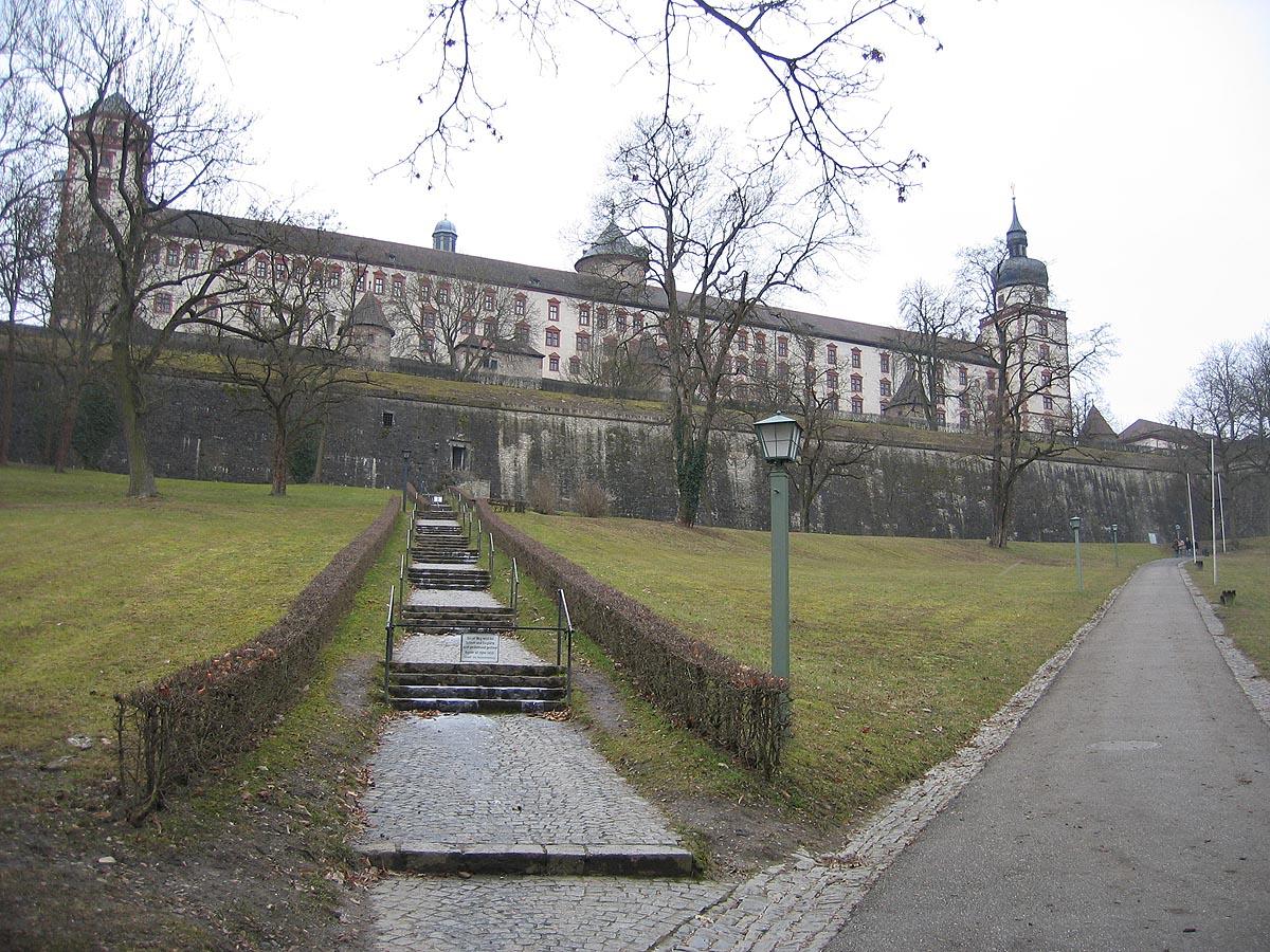 Fortress Marienberg, Würzburg