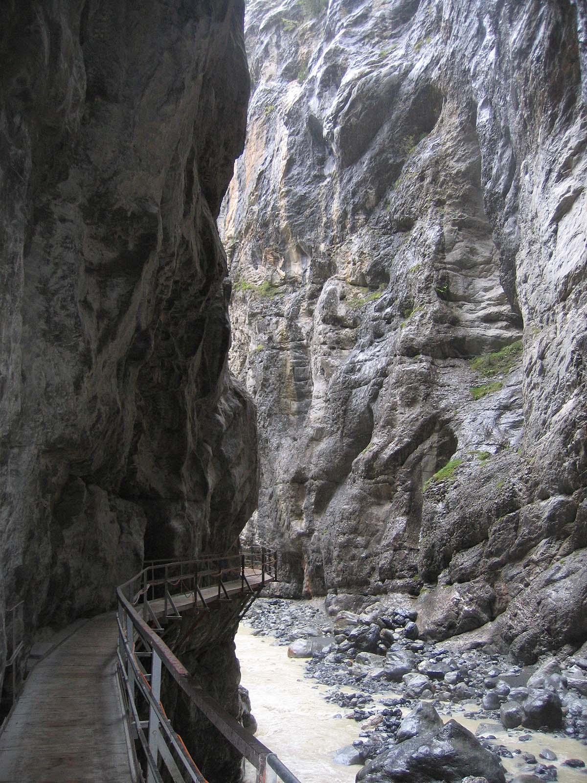 Glacier Canyon