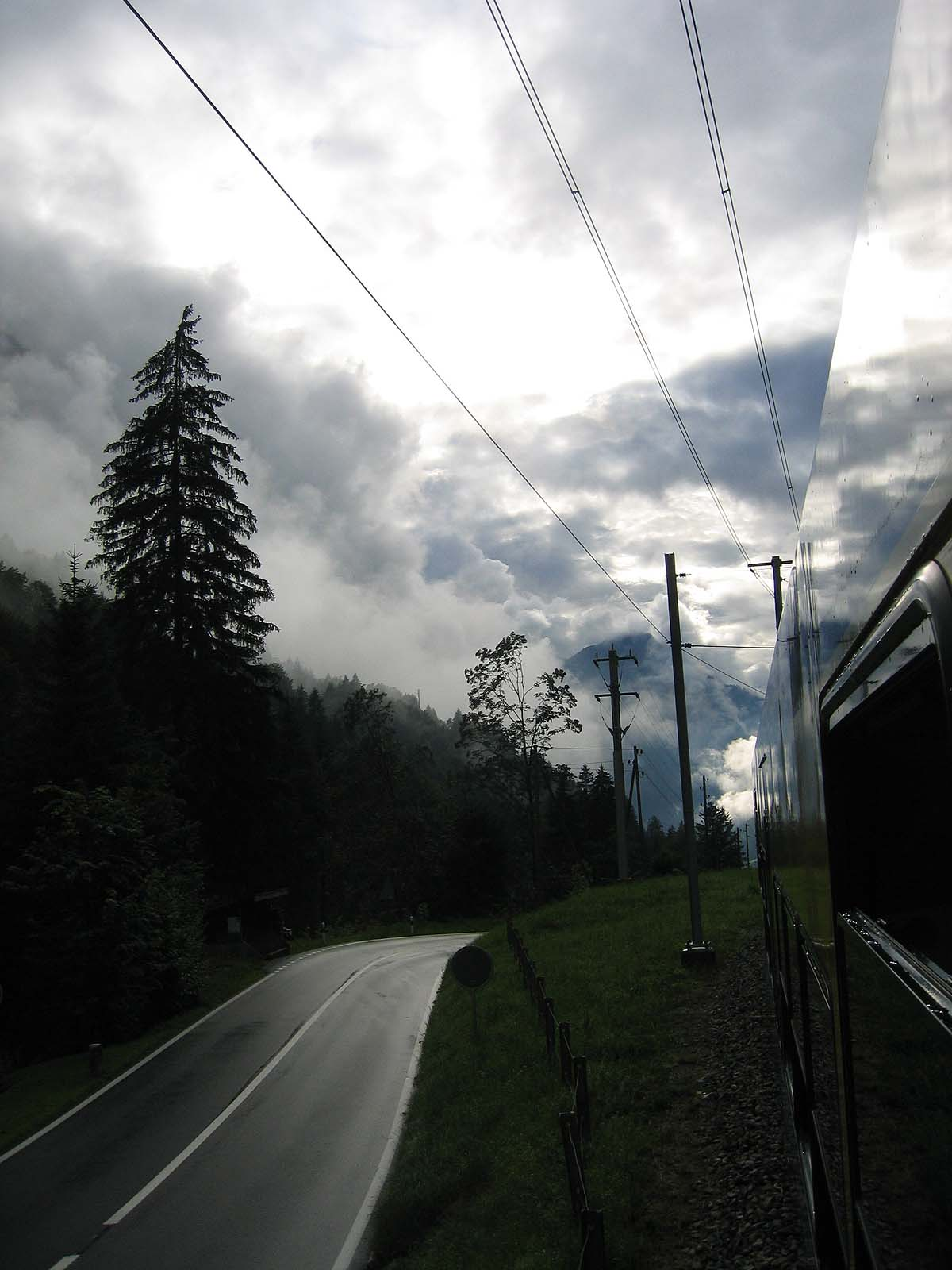 Railway to Interlaken
