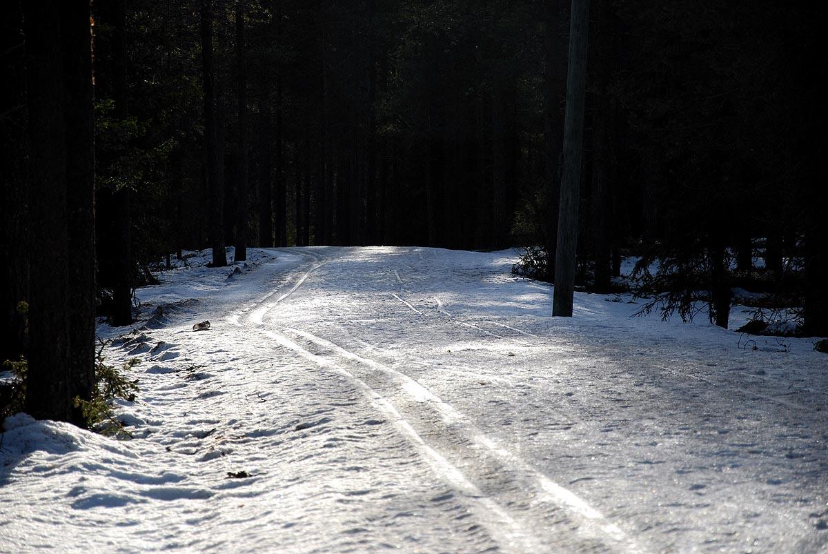 Ounasvaara, Skiing Tracks