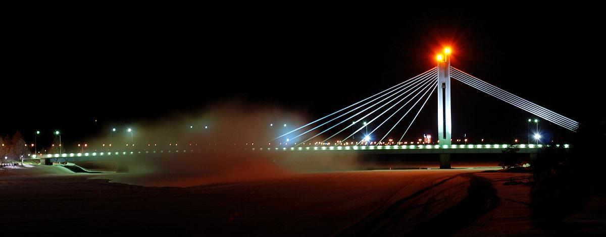Rovaniemi, Bridge