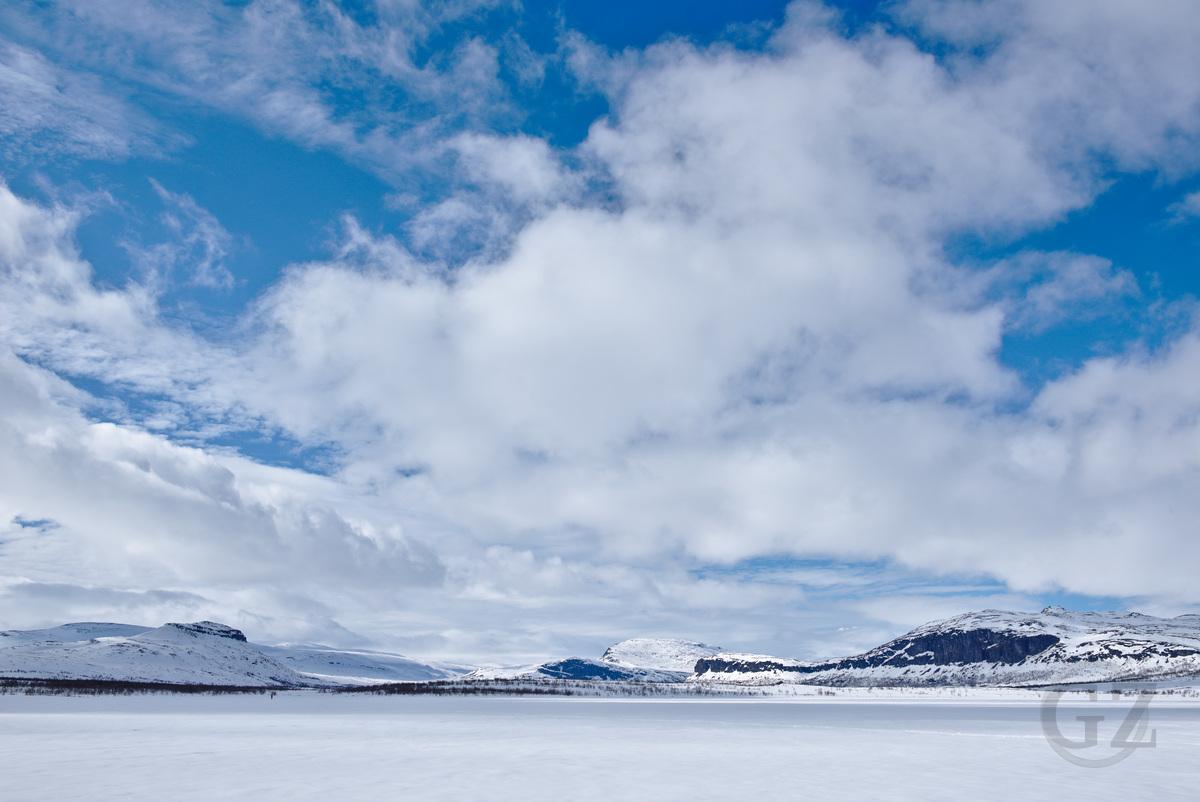 View from Jogasjärvi