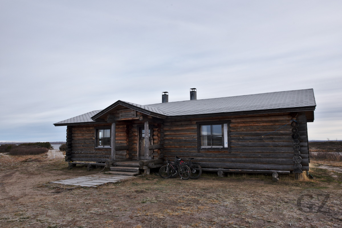 Pöyrisjärvi Autiotupa