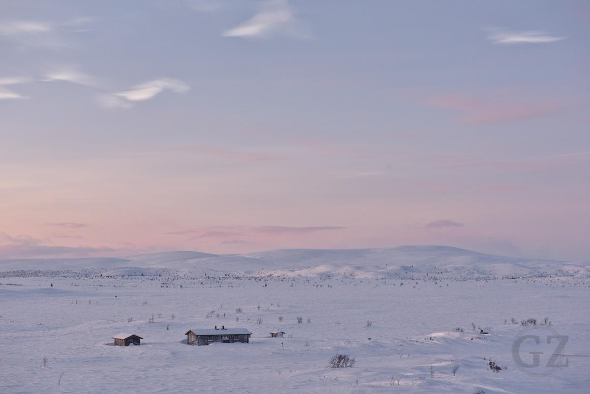 Pöyrisjärvi Open Wilderness Hut