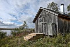 Salvasjärvi Open Wilderness Hut